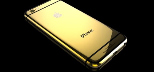 Gold Plated iPhone 6